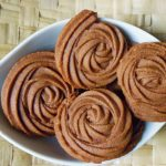 Receta Sables Viennois de Chocolate