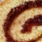 Swiss roll (rollo suizo) con chocolate